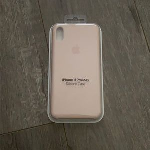 Apple iphone XS MAX case Pink